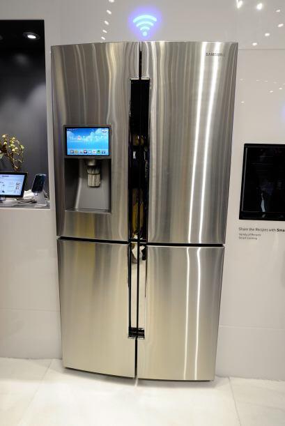 Además presentó el refrigerador modelo T9000 que cuenta co...