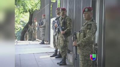 Hay rechazo en El Salvador por un operativo