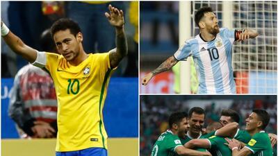 El ranking FIFA mantiene a Brasil como el rey del mundo; el 'Tri' sigue siendo el mejor de Concacaf
