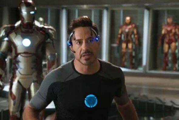 Iron Man 3: La tercera entrega del superhéroe se llevó $1.2 billones.