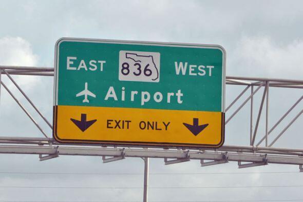 Un premio al que adivine qué aeropuerto es este.