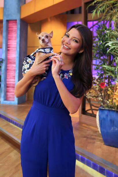 ¡El pequeño bebé de Ana Patricia tendrá una compañera de juegos muy perr...