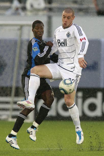 El Whitecaps, es penúltimo lugar en la MLS con 8 puntos, este es su prim...