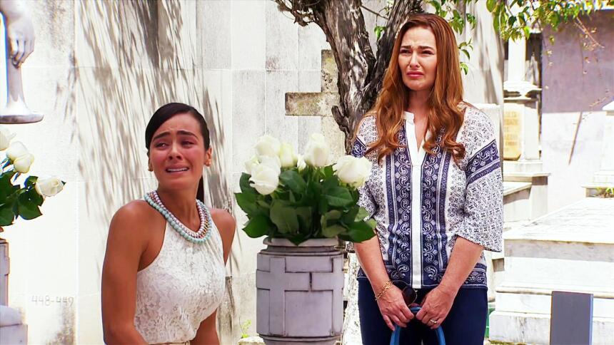 Eugenia Cauduro nos cautivó con su ternura en 'El color de la pasión...
