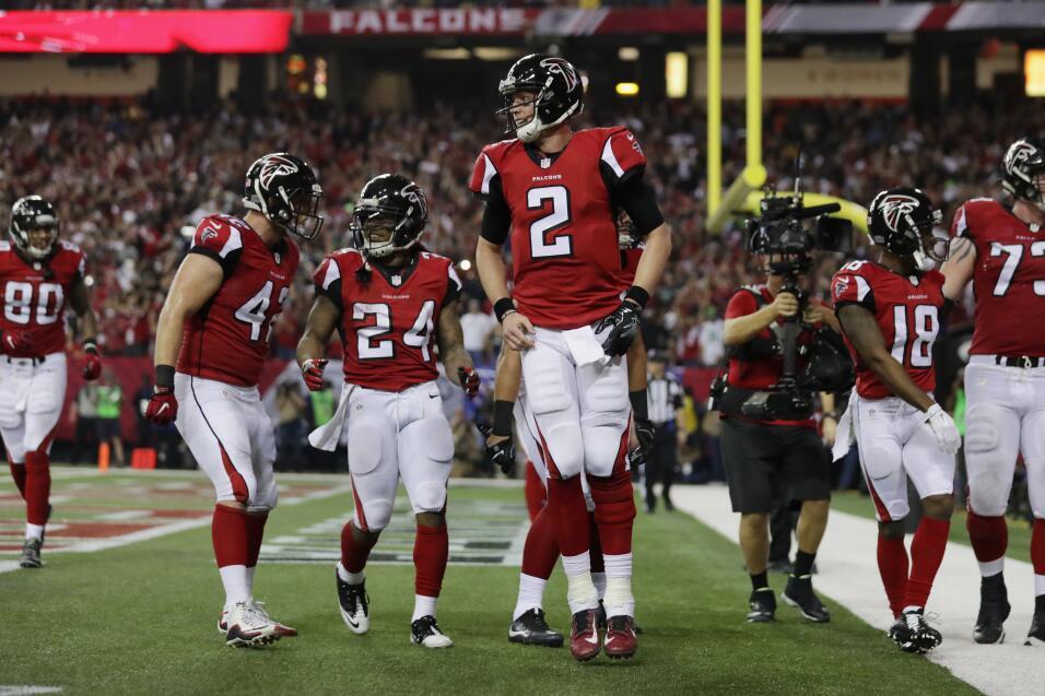 2016 Atlanta Falcons