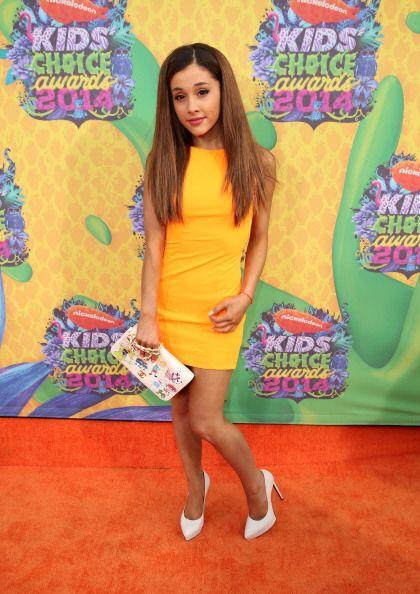 ¡Ariana Grande resaltó gracias a su talento, belleza y ese encantador ve...