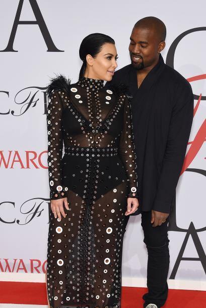 Ni Kim, ni Kanye han revelado el sexo de su segundo hijo.
