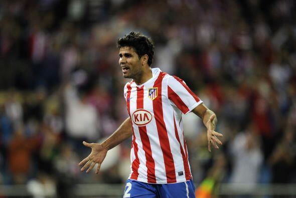 En la jornada dominical de la fecha cinco de la Liga Española, el Atléti...