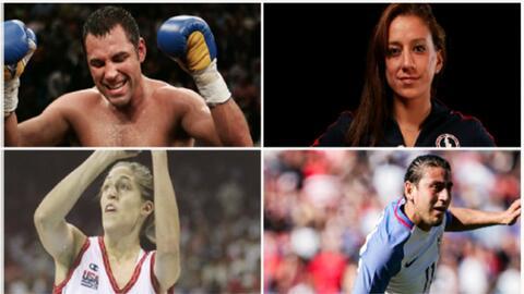 deportistas hispanos