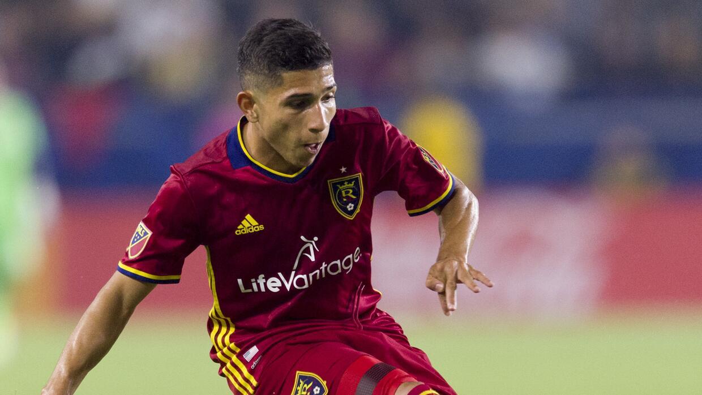 Jefferson Savarino, otro de los venezolanos que revolucionan a la MLS.