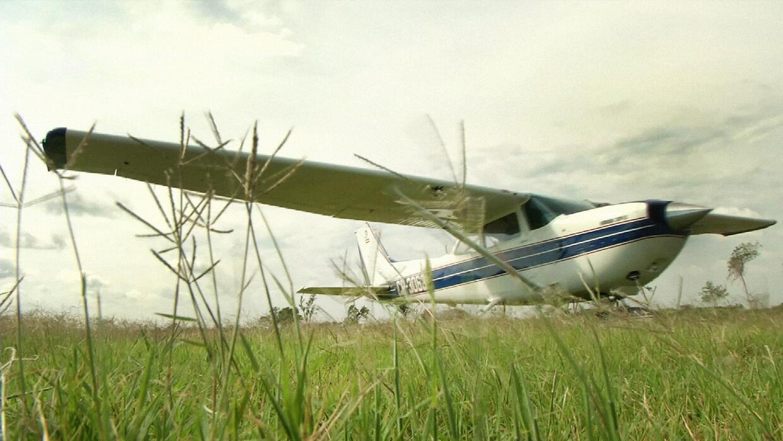 Avionetas Narco
