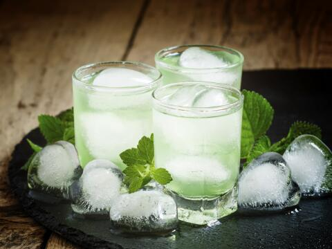 Cocktails 'low carb' para recibir el año