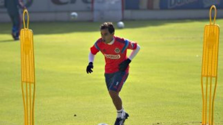 Omar Bravo.