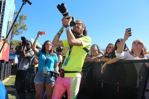 Moda y extravagancia en el Uforia Music Festival