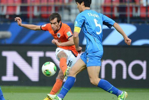 Sin duda, el mejor jugador del juego fue el argentino César Delga...