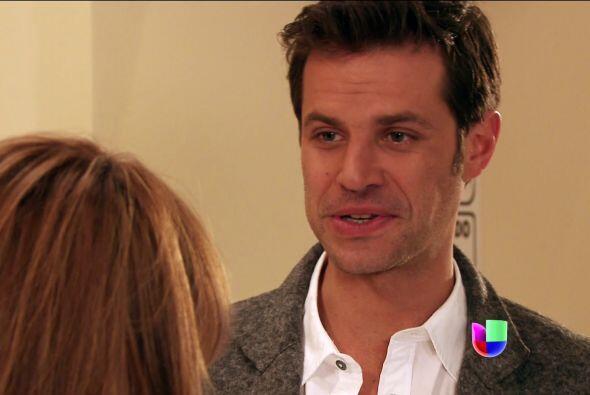 Eres un doctor muy guapo Mateo, atraes todas las miradas de las mujeres.
