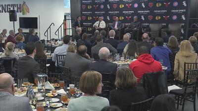 Franquicias deportivas anuncian por segundo año consecutivo una alianza para combatir la criminalidad en Chicago