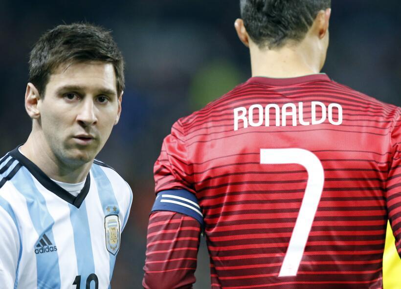 Este es el 11 ideal de los que NO fueron requeridos a la boda de Messi A...