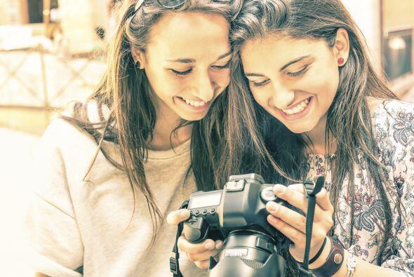 En la era digital, deberías acostumbrarte a copiar tus fotos en un dispo...