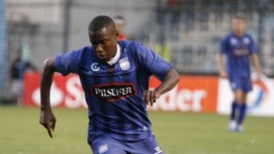 Emelec derrotó son preámbulos al Deportivo Quito y ya palpita el título...