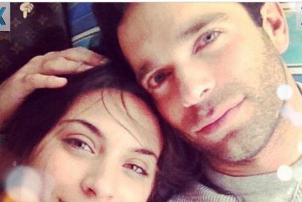 La actriz lo negó y aseguró que se seguían amando.