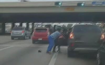 Altercado entre dos mujeres captado en video muestra cómo se llevan el a...