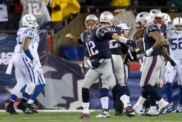 #1: QB Tom Brady (Patriots).