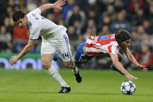 Pero eso no fue todo, el Madrid no se conformó con ese tanto.