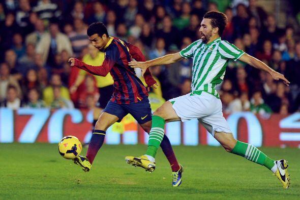 Barcelona, pese a no lucir tan aplastante como acostumbra, seguía tenien...