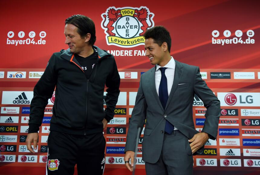 El Barcelona y todas estas figuras comparten el Grupo E con el Bayer Lev...