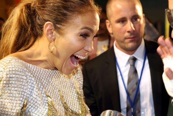 La 'Diva del Bronx' es muy organizada y hasta tiempito se dio para salud...