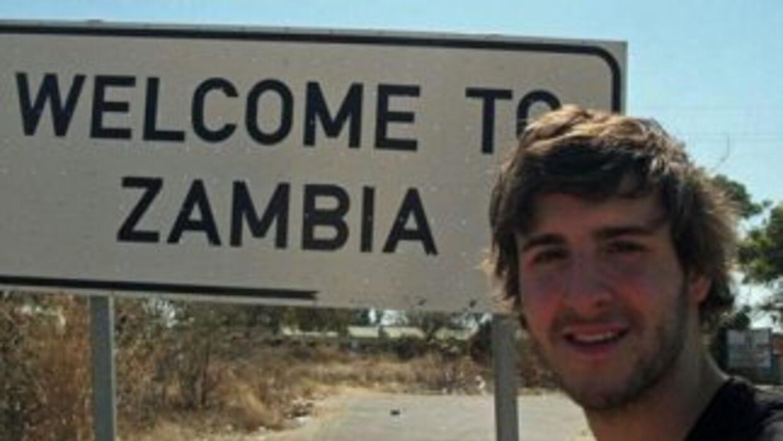 James Asquith, de 24 años. (Foto de Twitter)