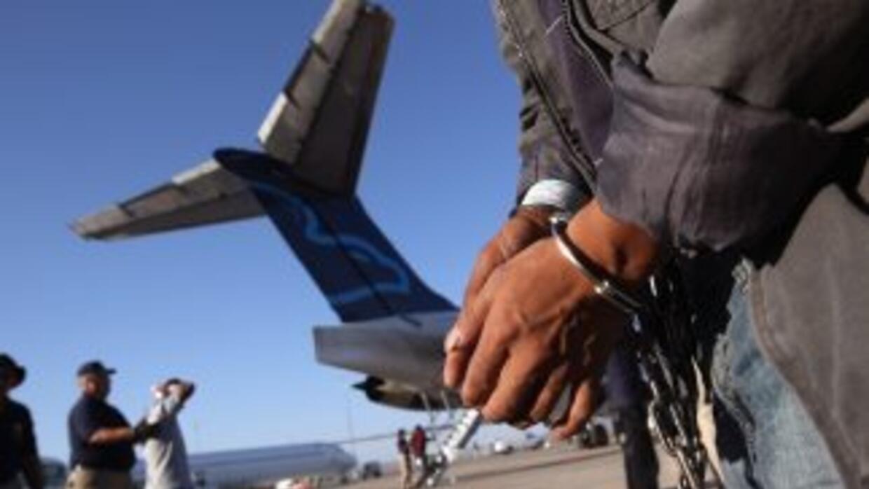 La Patrulla Fronteriza e ICE anunciaron zonas seguras para los indocumen...