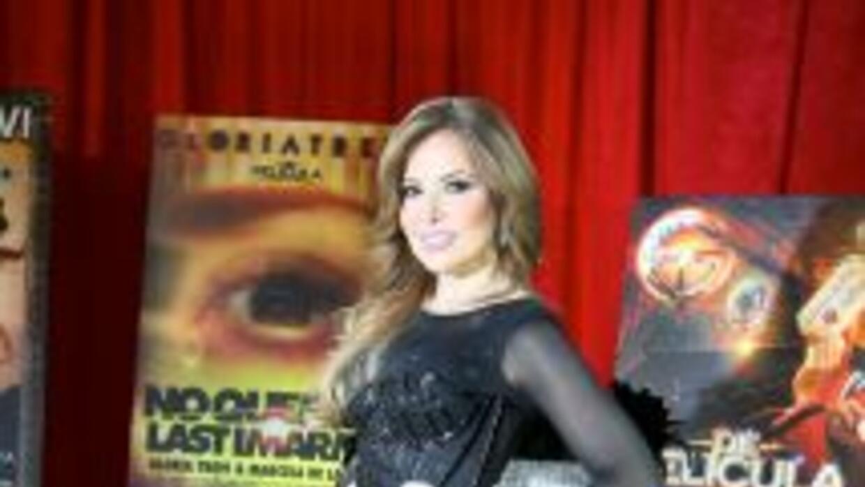 Gloria Trevi se encuentra en la promoción de su nuevo videoclip titulado...