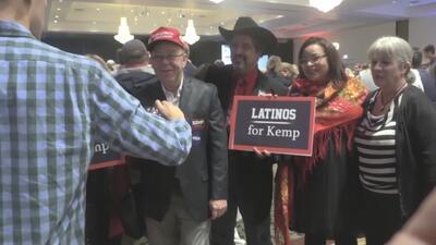 Latinos republicanos comparten sus peticiones a favor de la comunidad inmigrante