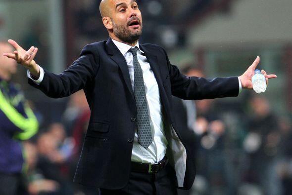 Ante la visita del Milan, Guardiola tiene a toda su plantilla al complet...