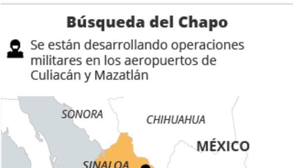 Búsqueda del Chapo