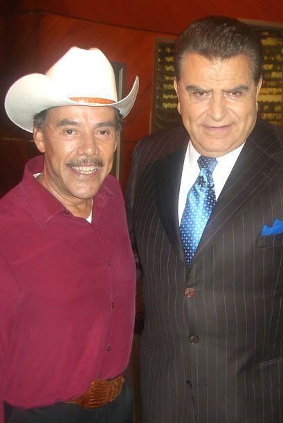 Don Pedro Rivera habló de sus famosos hijos Jenny y Lupillo Rivera.