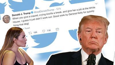 La Bronca se enchila por cómo le habla Trump a su equipo de trabajo