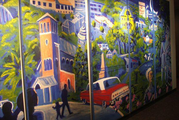 Talento Bilngüe de Houston es un centro cultural y de teatro que se...