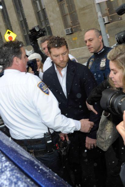 El actor australiano Sam Worthington acudió a una corte de Nueva York de...