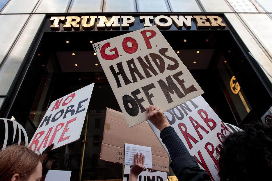 El mensaje a Donald Trump y el Partido Republicano fue contundente: Resp...