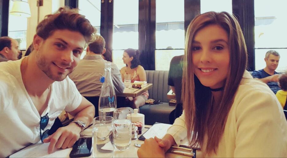 Paulina Goto festeja su cumpleaños con un amor de telenovela