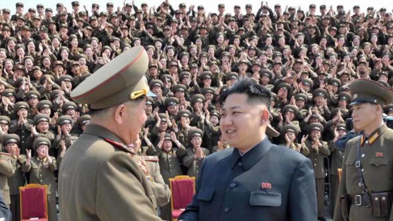 Se sospechaba que el ataque venía de Corea del Norte.