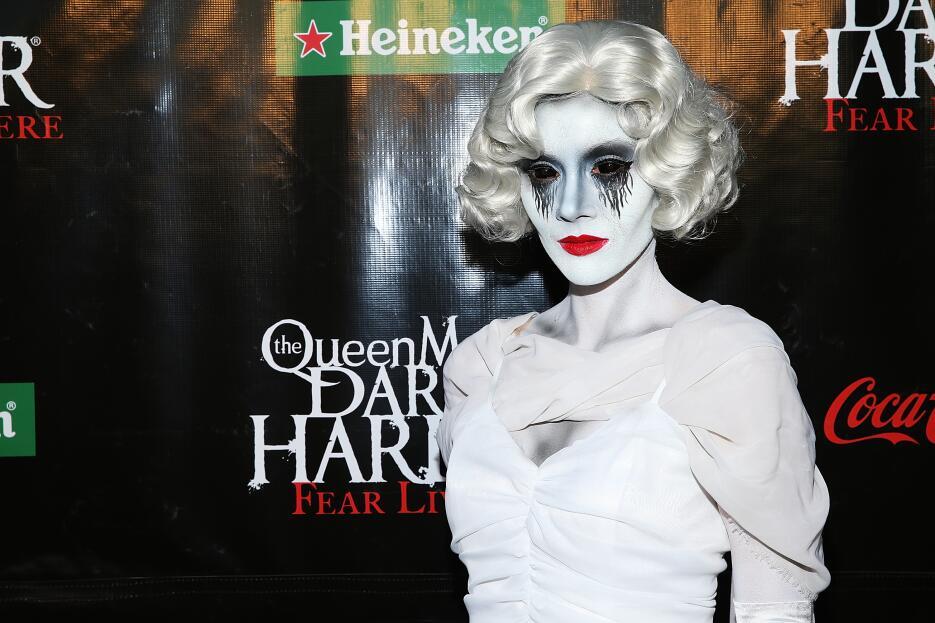 Dark Harbor Queen Mary