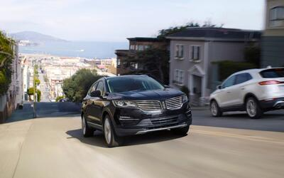 La Lincoln MKC mejorada para 2017