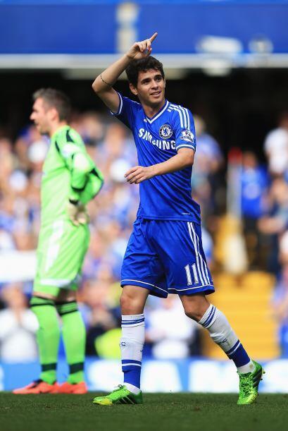 Este joven talento ha recibido la confianza de Mourinho para mantenerlo...