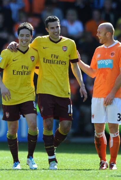 De este modo, se redondeó la victoria esperanzadora del Arsenal por 3-1.