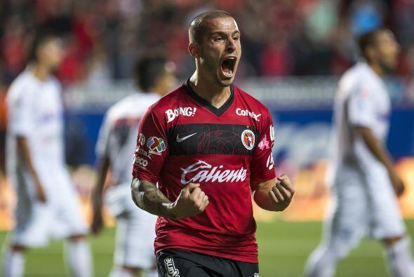 Aunque los Xolos no han sabido sacarle provecho a los goles de Darío, pu...