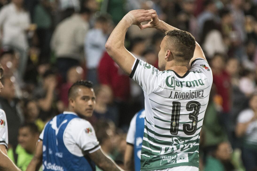 En fotos: Santos le pasó por encima al León y logró su cuarto triunfo de...